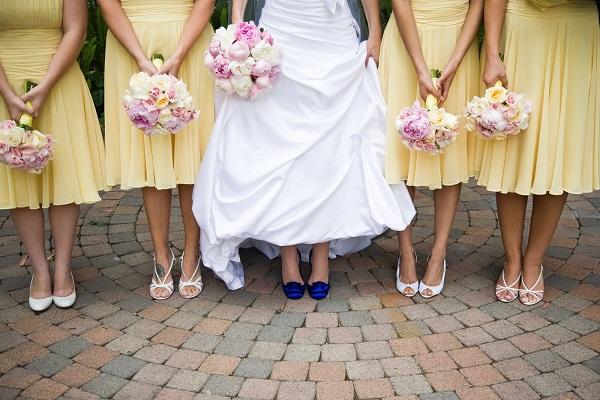 Scarpe Da Sposa Colorate.Scarpe Da Sposa Colorate Gloria Saccucci Spose Atelier Per La