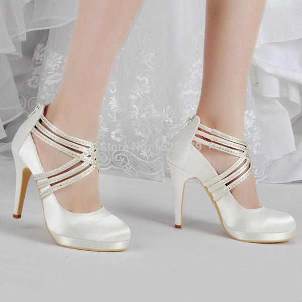 Come scegliere le scarpe da sposa   225706648ab